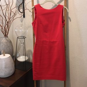 Zara backless dress